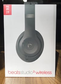 Sealed Beats studio3 by dr dre