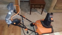 """18"""" electric snow thrower  Harpers Ferry"""