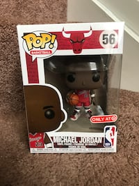 Michael Jordan Funko pop Ashburn, 20148