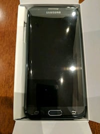 black Samsung Galaxy android smartphone Vaughan, L6A 0N5