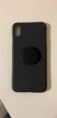 iPhone XS Max Phone Case with Popsocket Vaughan