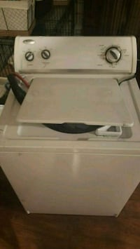 Whirlpool washer 158 mi