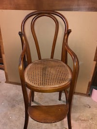 Antique high chair with cane seat Mount Airy, 21771