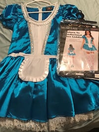 HALLOWEEN Alice Costume! Will drop price! PLS MSG ME!