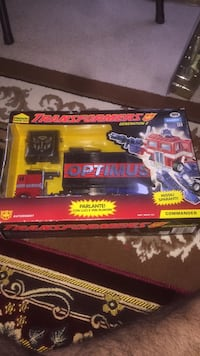 Transformers Generation 2 G2 Optimus Prime Calgary, T2K 1C2