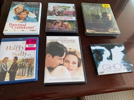 Movie CD/DVDs - $2.00 each