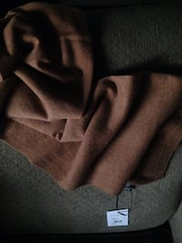 Scarf Toffee Cashmere
