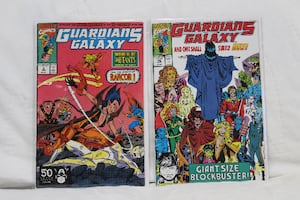 Marvel's Ghost Rider & Guardians of the Galaxy (9)
