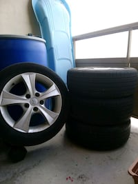 Car tires  Kitchener, N2C 2H7