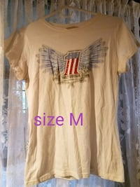Size M Harley Davidson ladies top