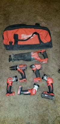 assorted-color power tool lot Medford, 97501