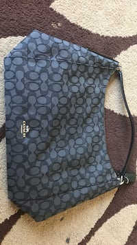 Real coach bag unused. No scratches or marks. Brand new Never used   Bedford, B4A 0A2