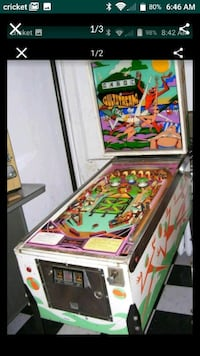 Gulfstream pinball machine Greenbelt