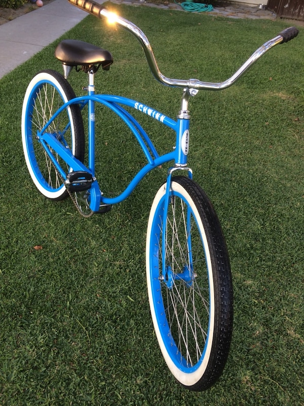 79edae64750 Used Blue schwinn cruiser bike for sale in Cerritos - letgo