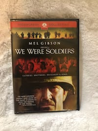 """""""We Were Soldiers"""", DVD, Widescreen, True Story..Pre-Owned In EUC"""