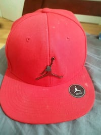 red Jordan hat youth. brand new  Toronto, M5A