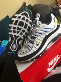 Nike Air Max 98's (Size 9) Jacksonville, 32210