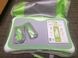 Wii Fit Plus Game with Wii Balance Board and Kit