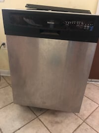 Stainless dishwasher  Gonzales, 70737