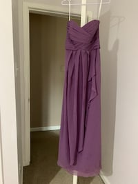 Purple bridesmaid dress Vienna, 22182
