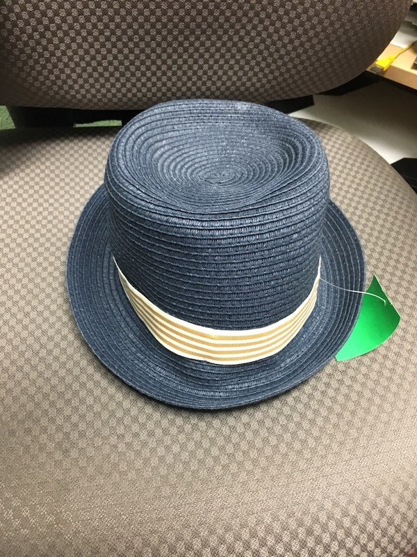 7ed4db55075 Used gray fedora hat for sale in Norco - letgo