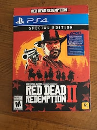 Red Dead Redemption 2 Special Edition (PS4) Aurora, L4G 7N7