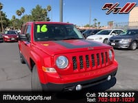 2016 Jeep Patriot Sport 2WD Las Vegas