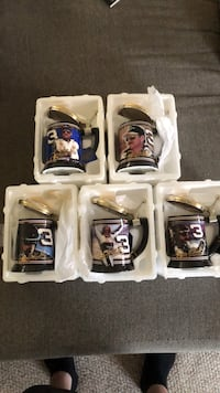 Set of five Dale Earnhardt collectible tankards Silver Spring, 20905