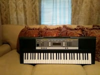 black and white electronic keyboard Decatur, 30033