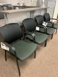 Baker Series Stackable Guest Chair Tigard, 97223