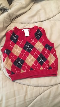 Janie and jack vest sizes 6-12 months  Shiremanstown, 17011