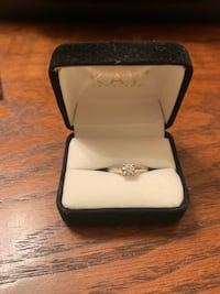 Tolkowsy Solitaire Diamond Engagement Ring