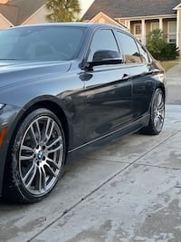 "19"" inch BMW wheels with tires"