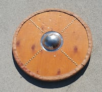 Wooden shield for sale Calgary