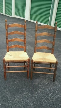 Two more Ladderback Chairs  Virginia Beach, 23455