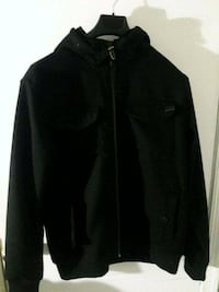 black zip-up jacket Fairfax, 22031