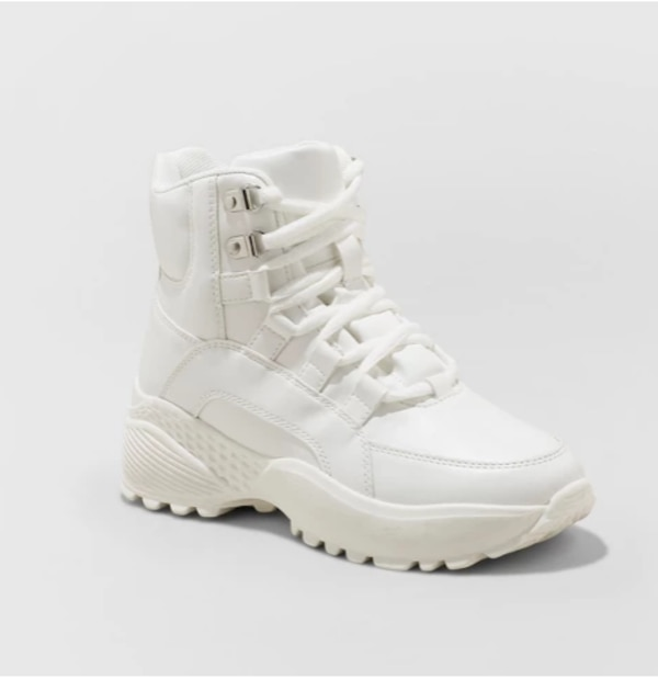 Women's Corene High Top Chunky Sneakers - Wild Fable™  3f25b53f-add3-4028-bc3d-afead524b9a8