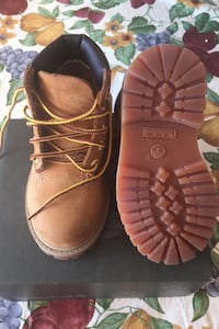Toddlers Timberland Boots size 7 Toronto, M3N