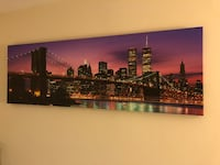 New York Skyline Print  Washington, 20037
