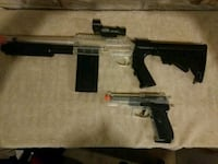 Airsoft Set Silver Spring, 20904