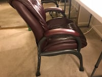 recliner leather chair  Los Angeles, 91367