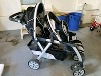 Chicco Double Stroller - 1 year old Bernardsville, 07924