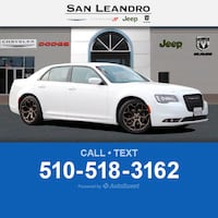 2017 Chrysler 300-Series 300S Alloy Edition San Leandro, 94577