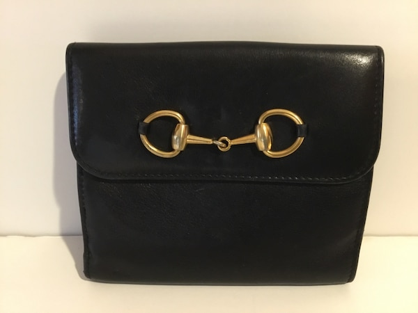 36bc0d82c6c Used Gucci Vintage Horsebit Wallet for sale in New City - letgo