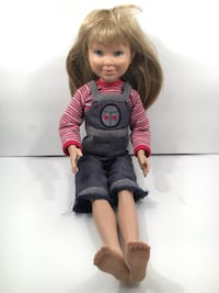 """American Girl Pleasant Company Hopscotch Hill LOGAN DOLL 16"""" 2003 Retired South Bend, 46637"""