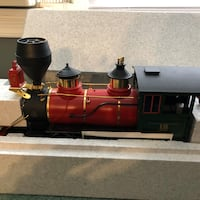 2018D Denver South Park & Pacific R. R. Steam Loco & Tender with sound Kensington, 20895