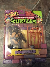 Teenage Mutant Ninja Turtles Donatello Figure new and sealed TMNT Winnipeg, R2X 2T3