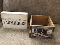 Farmhouse home decorations Orchard Hills, 21742
