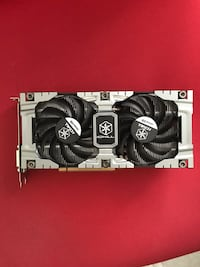 Gtx 660 graphics card Vancouver