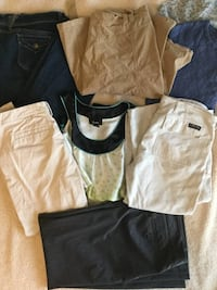 Petite Lot of women's clothing Size L Bothell, 98012
